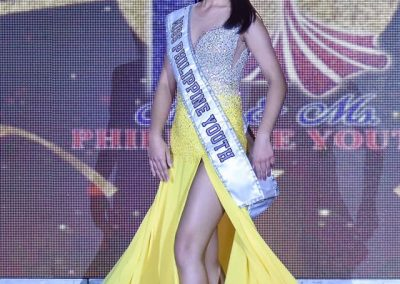 Simone Nadine Bornilla (Teen Beauty Queen)